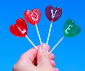 love;candy;yummy image