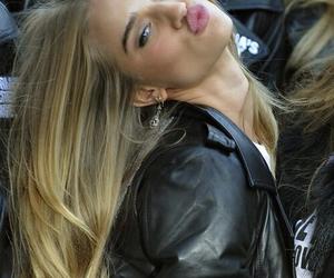 model, rosie huntington-whiteley, and blonde image