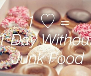 candys, junkfood, and healthy lifestyle image