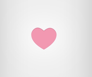 cool, heart, and pink image