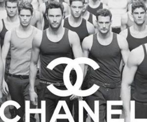 chanel, boy, and Hot image