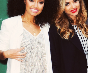 jade thirlwall, little mix, and leigh-anne pinnock image