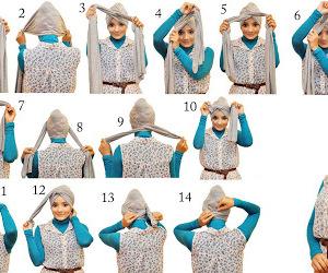turban, turbante, and turban tutorial image