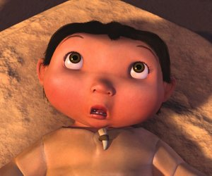 ice age and baby image