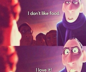 food, funny, and disney image