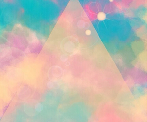 triangle, wallpaper, and pink image