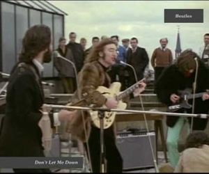 1969, music, and dont let me down image