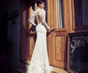 wedding dress and beautiful image