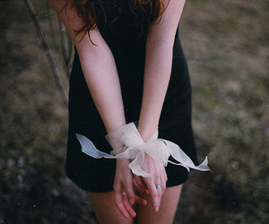 bow, hands, and minolta image