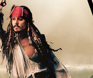 jack, pirates of the caribbean, and jack sparrow image
