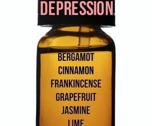 apothecary, depression, and aromatherapy image