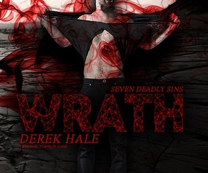 wrath and teen wolf image