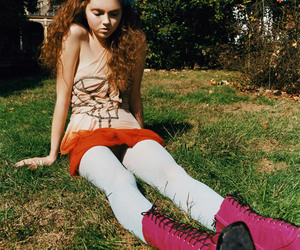 beauty, Lily Cole, and model image