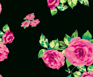 cool, flowers, and wallpaper image