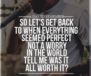 quotes and a day to remember image