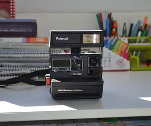 black, camera, and hipster image