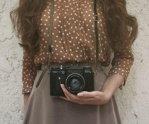 camera, fashion, and vintage image