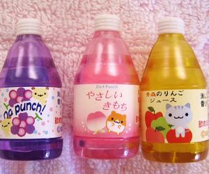 kawaii, japan, and drink image