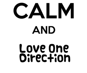 black & white, keep calm, and quotes image
