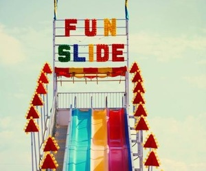 carnival, colorful, and fair image
