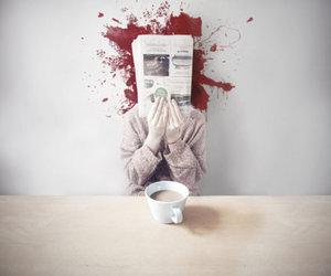 art, conceptual, and news image