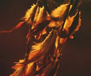 dreamcatcher, plumage, and indie image