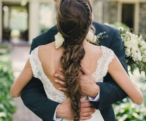 bride, married, and couples image