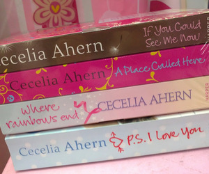 novel and cecelia ahern image