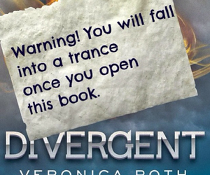 addiction, divergent, and veronica roth image