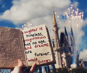 disney, Dream, and quotes image