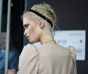 girl, model, and abbey lee image