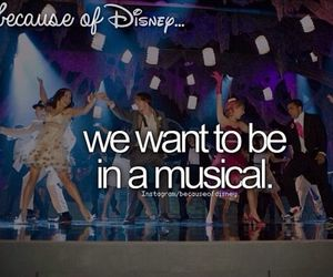 disney, high school musical, and because of disney image