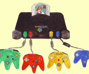 nintendo and nintendo 64 image