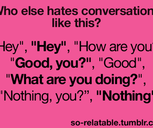 conversation, hate, and teenager post image