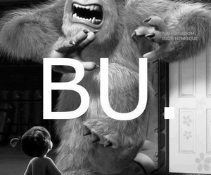 bu, monster, and disney image