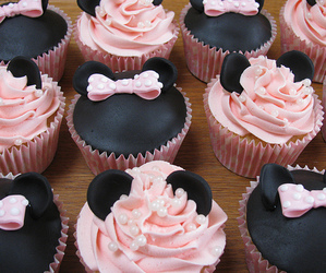 black and pink, food, and yummy image