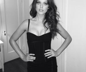 model, Emily Didonato, and body image