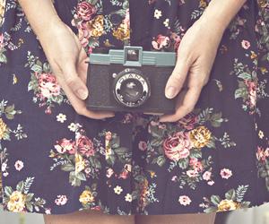 camera, dress, and photography image