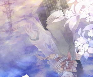 anime, goodbye, and love letter image