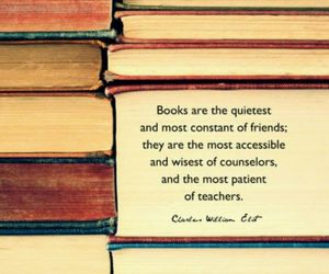 book, quote, and friends image