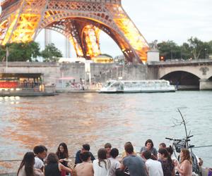 paris, friends, and france image
