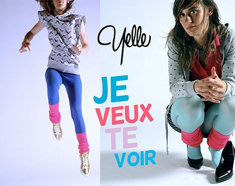 singer and yelle image