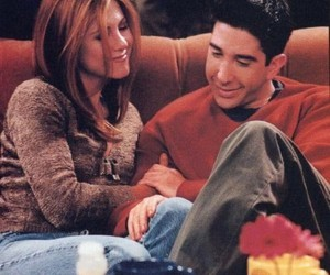 friends, love, and rachel image