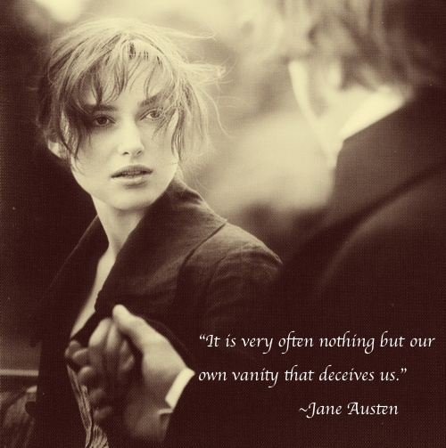 Image result for pride and prejudice quote