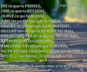 phrase, psychologie, and proverbe image
