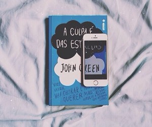 book, iphone, and livro image