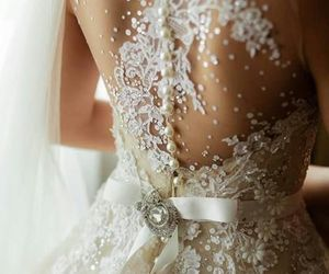 bridal, dresses, and clothes image