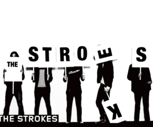 the strokes, music, and band image