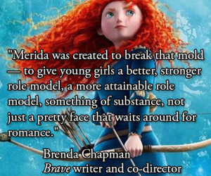 brave and girl image