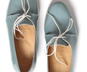 blue shoes cute image